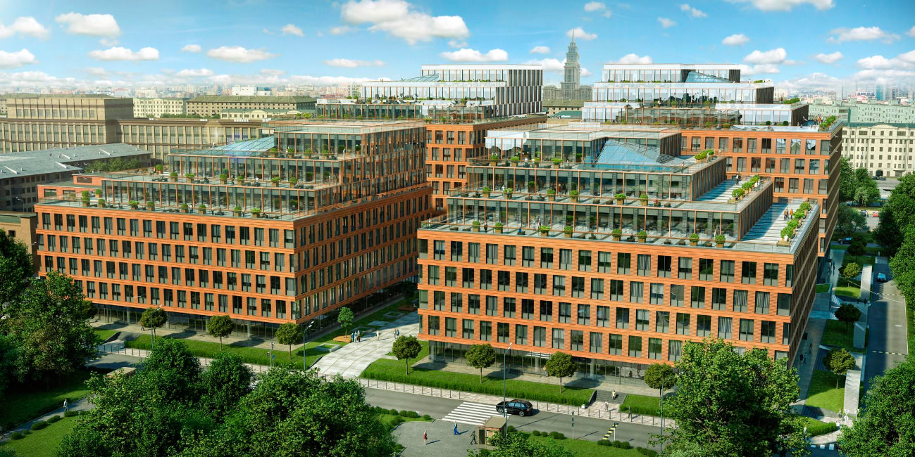 Компания PepsiCo арендовала в столичном комплексе «Алкон» 13 000 кв.м. офисных помещений
