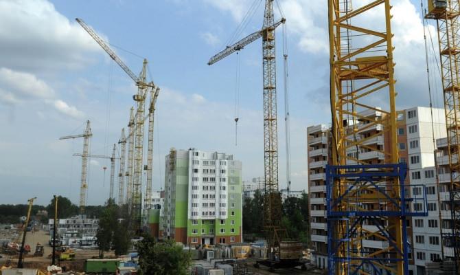 Подмосковье в лидерах по темпам строительства жилья в России