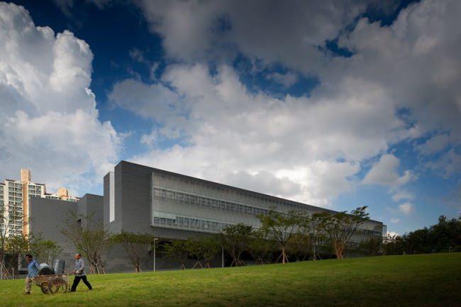 Новый кампус Amore Pacific открылся в городе Йонъин | фото