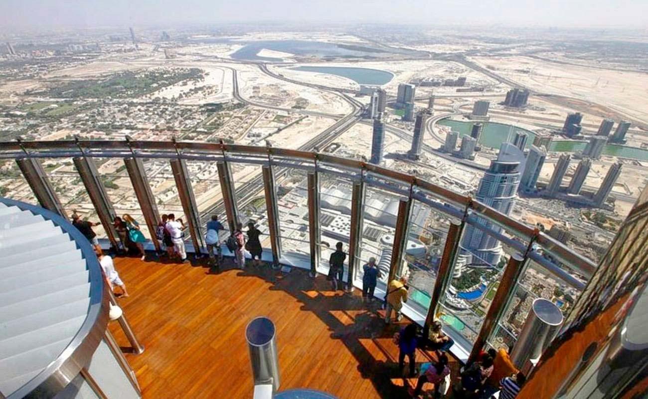 At the Top Sky Burj Khalifa: самая высокая смотровая площадка