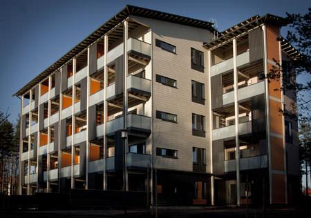 В Карелии построят деревянные многоэтажки из CLT-панелей