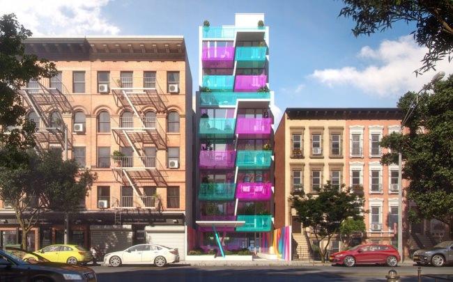 Дизайнер Карим Рашид придумал три новостройки для Манхэттена