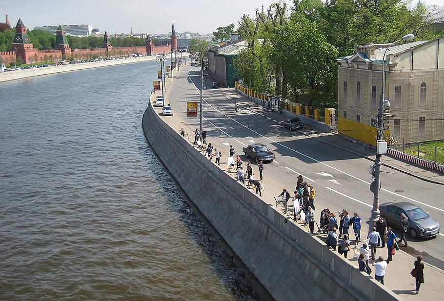 14 октября определят застройщика Софийской набережной Москвы