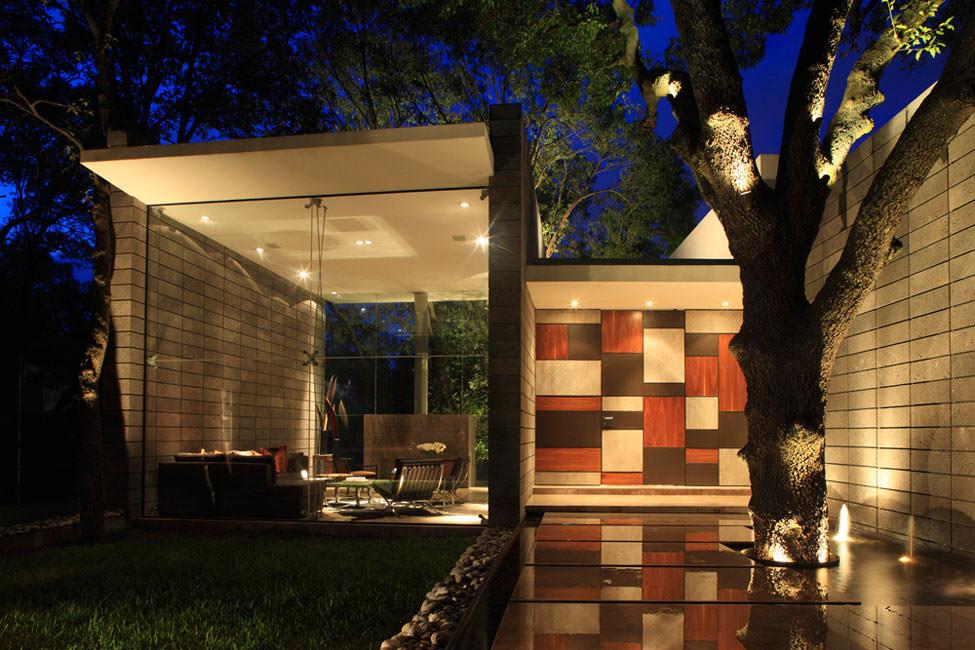 Биоклиматический дом Torres в Испании