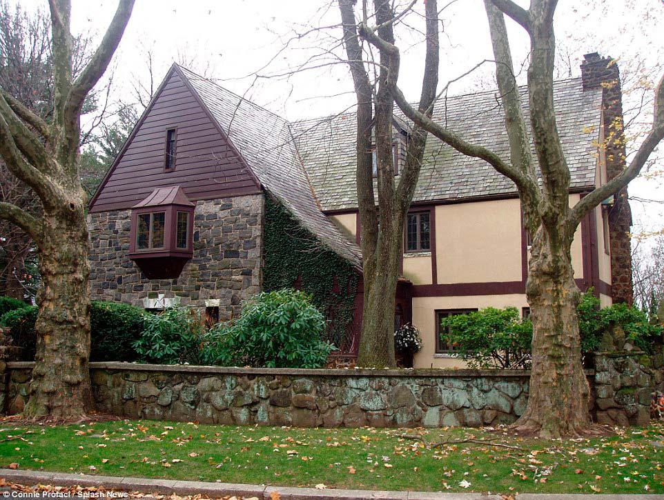 Дом семьи Корлеоне из фильма «Крёстный отец»