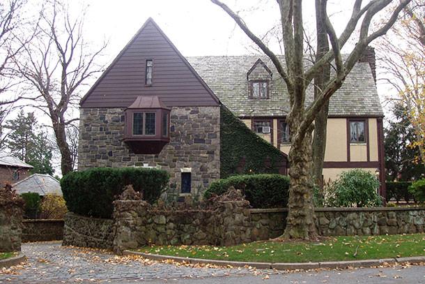 Дом семейства Корлеоне в Нью-Йорке