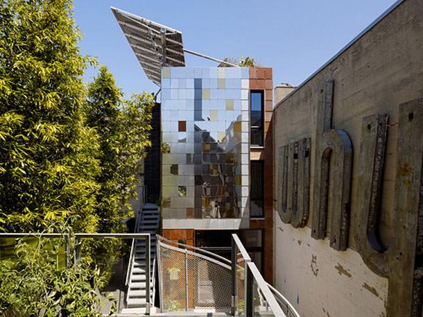 Энергоэффективный дом Shotwell Residence в Сан-Франциско