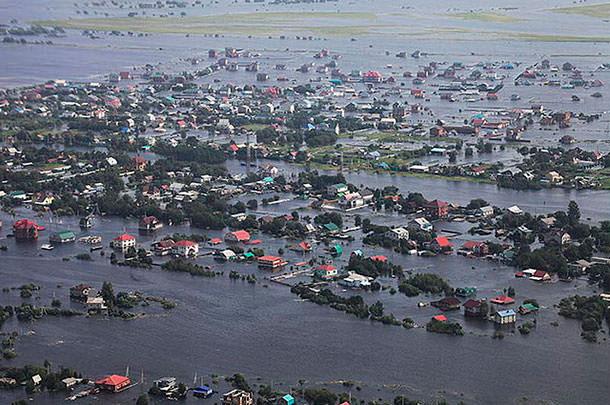 Пострадавшие от наводнения на Дальнем Востоке получили жилье
