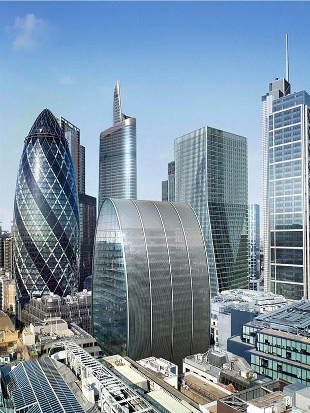 Рынок аренды офисов Лондона бьет рекорды
