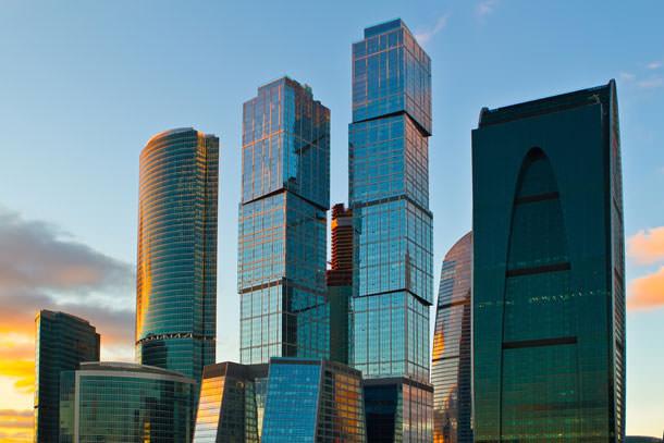 В деловом центре «Москва-Сити» построят «зеленый» небоскреб