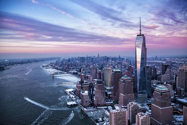 За 2014 год в мире построили 97 небоскребов выше 200 метров