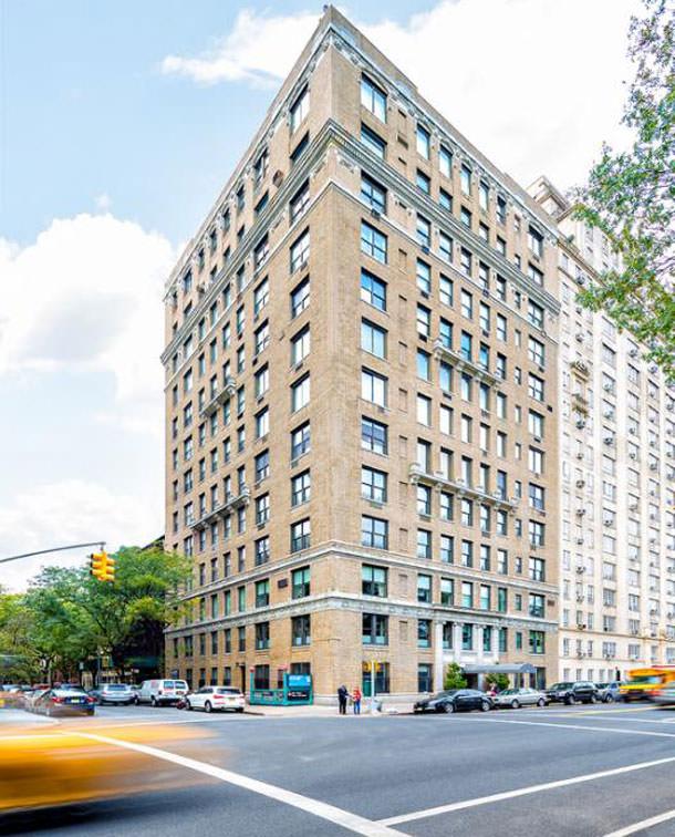 Квартира Брюс Уиллиса на Манхэттене