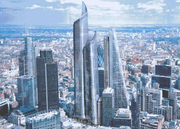 Недостроенный небоскреб The Pinnacle в Лондоне сменил владельца