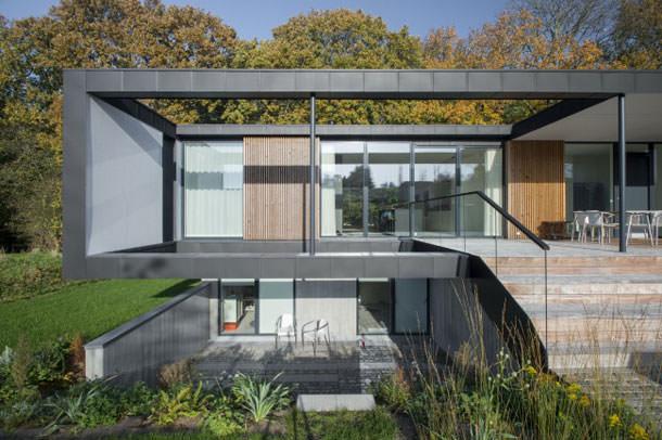 Загородный дом Villa R