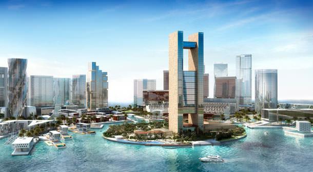 Проект нового отеля Four Seasons в Бахрейне