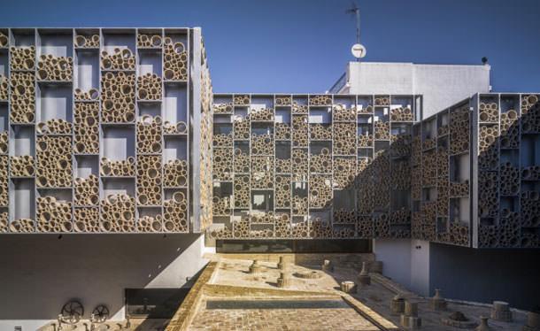 Музей керамики в Испании по проекту AF6 Arquitectos
