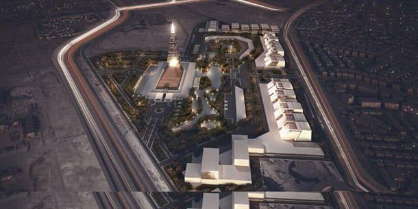 Проект небоскеба-пирамиды в Каире