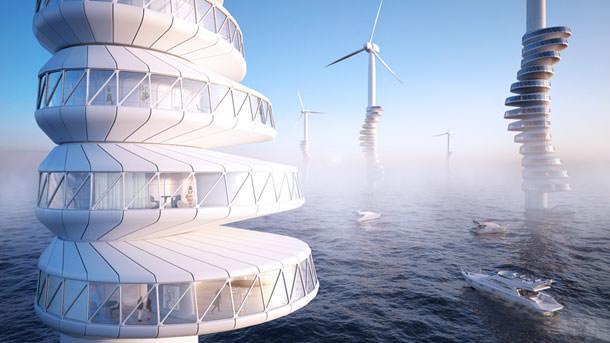 Проект энергонезависимого жилища от Гретца Шредера