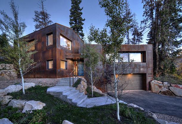 Загородный дом с четырьмя спальнями от Криса Прайса | фото