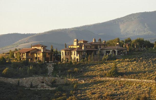 Особняк в долине Вейл, штат Колорадо, США