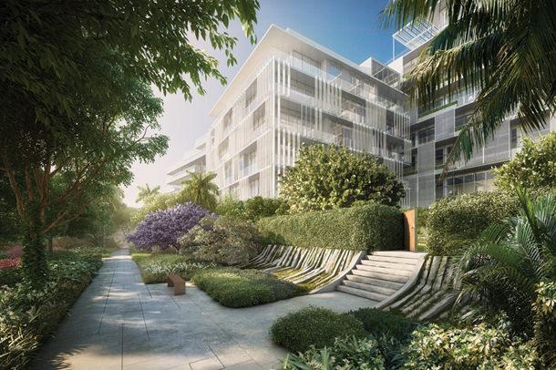 Новый отель Ritz-Carlton в Майами-Бич от Пьеро Лиссони | фото