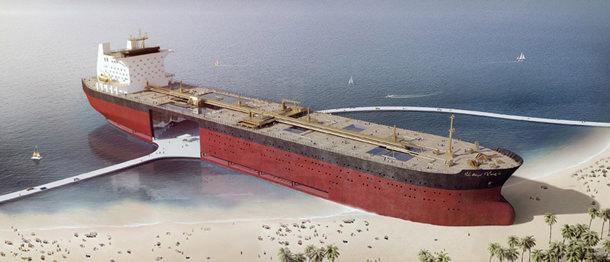 Black Gold Project - вторая жизнь мега-танкера