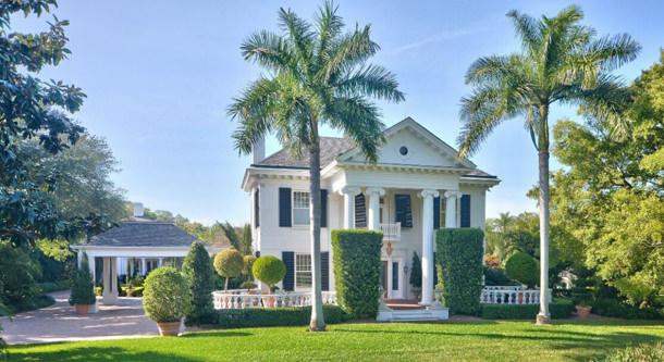 Исторический особняк в Тампе продается | цена, фото, обзор