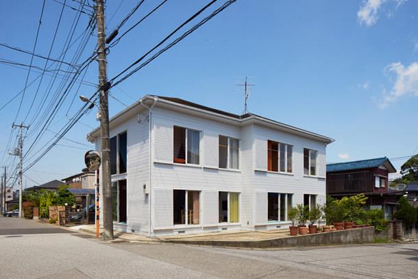 Неординарный дом. Проект Kochi Architect's Studio | фото