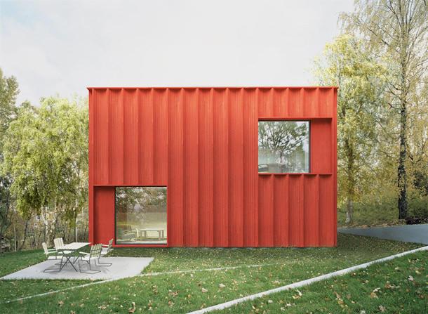 Идеальный дом для семьи от Tham & Videgård | фото, проект