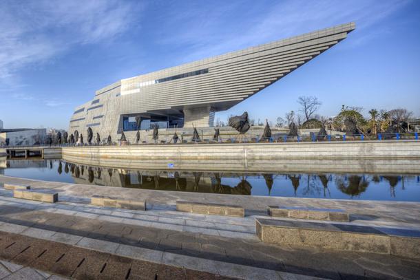 Компания Atelier Alter закончила строительство исторического музея в Китае
