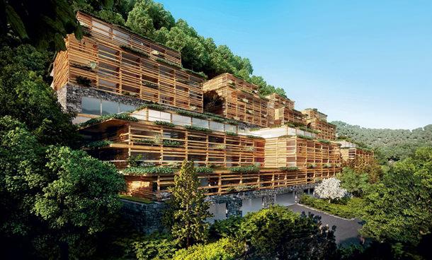 Оздоровительный комплекс Waldhotel healthy living в Швейцарии