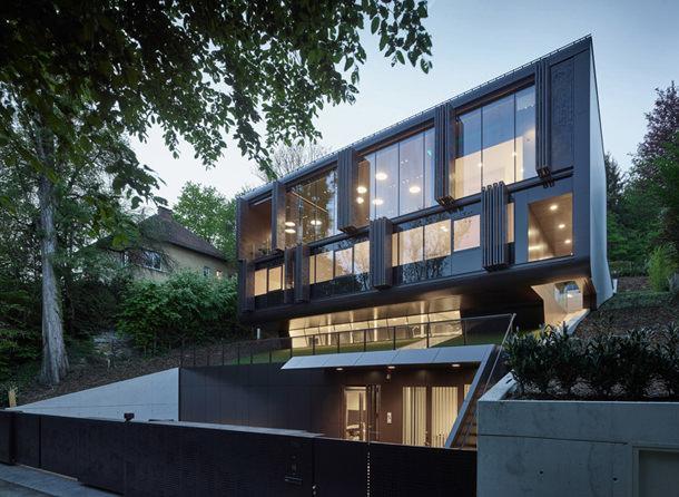 House GT от Archinauten в Линце, Австрия