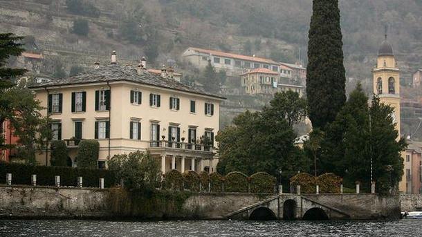 Джордж Клуни решил продать дом у озера Комо в Италии
