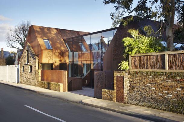 Дом с четырьмя спальнями для семьи от Piercy&Company | фото