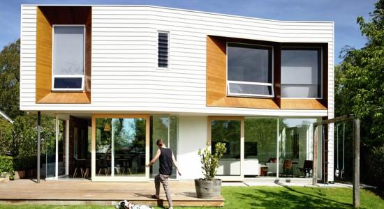 Дом в калифорнийском стиле от Preston Lane Architects | инфо