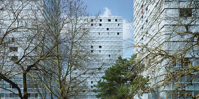 Обновленный жилой район в Лормон от LAN Architecture | инфо