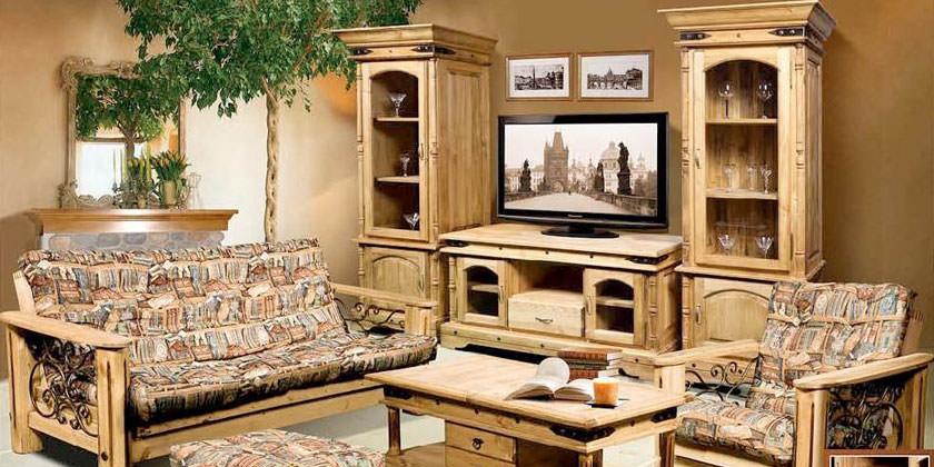 «Лида-регион»: белорусская мебель из массива дерева