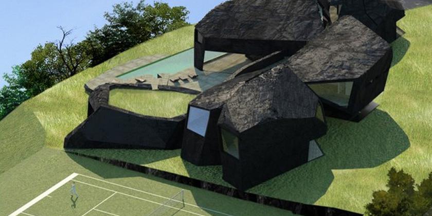 Дизайн от архитектурной студии «Ensemble-1»