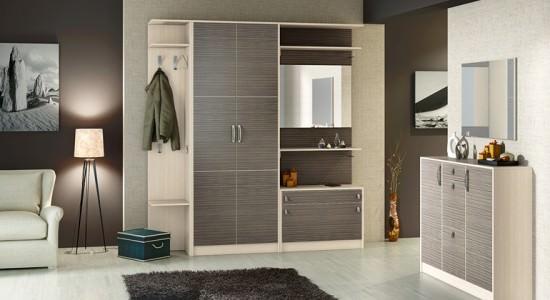 «Mebelino»: современная мебель для прихожей