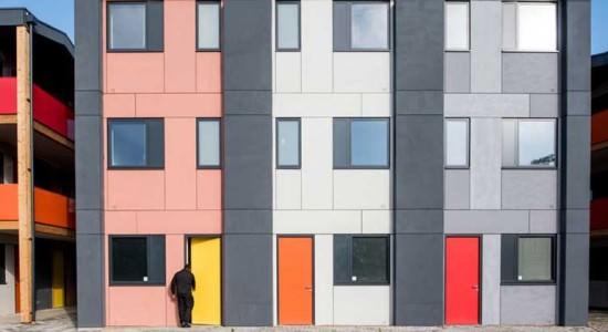 Модульный квартирный дом Y:cube как конструктор LEGO | инфо