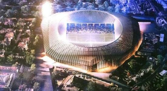 Проект нового стадиона для футбольного клуба «Челси» от Herzog & de Meuron