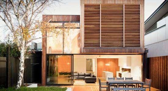 Проект расширения дома от Mitsuori Architects | фото