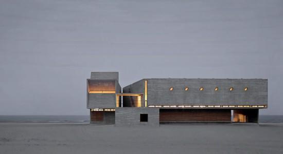 Библиотека в Китае от Vector Architects