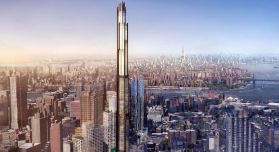 Проект небоскреба 340 Flatbush в Бруклине от SHoP Architects