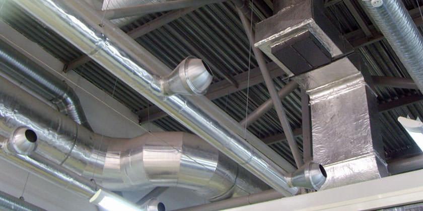 Реновация вентиляционных систем от компании «РЕВЕНСИС»