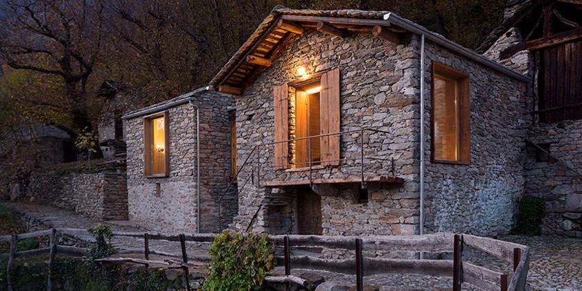 Отреставрированная вилла в Италии от Vudafieri-Saverino Partners