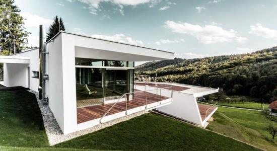 Villas 2B в Австрии от LOVE architecture and urbanism