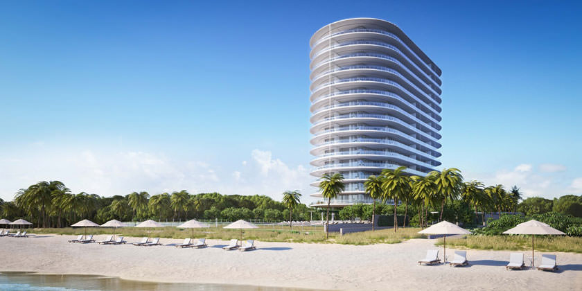 Бюро Renzo Piano построит в Майами жилой комплекс