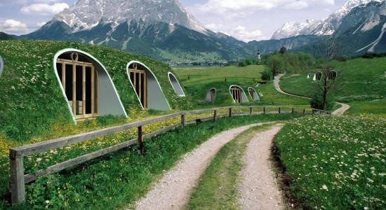 Модульные дома от Green Magic Homes