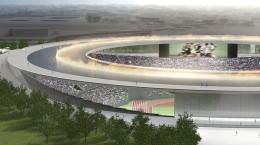 Олимпийский стадион в Токио от Kengo Kuma